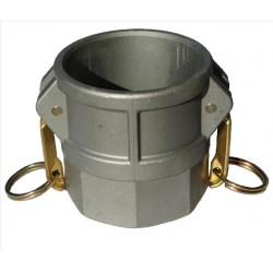 Camlock  Aluminium  Type D 15mm - 100mm BSP
