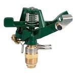 5 x Orbit 15mm Zinc Adjusable Impact Sprinkler