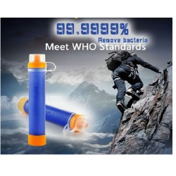 Diercon Rescure Life Purifier Water Straw Expedition Water Purifier Straw (PS01)
