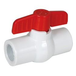 PVC BSP Full Flow Ball Valve - 80mm
